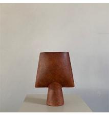 Sphere Kvadratisk Vase Mini Terrakotta