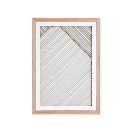 Layered paper Art Frame B
