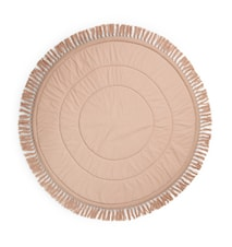 Elodie Details Lekmatta - Powder Pink Fringe