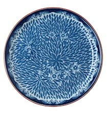 Ostindia Floris Setti Muki 40 cl+ Lautanen 20 cm