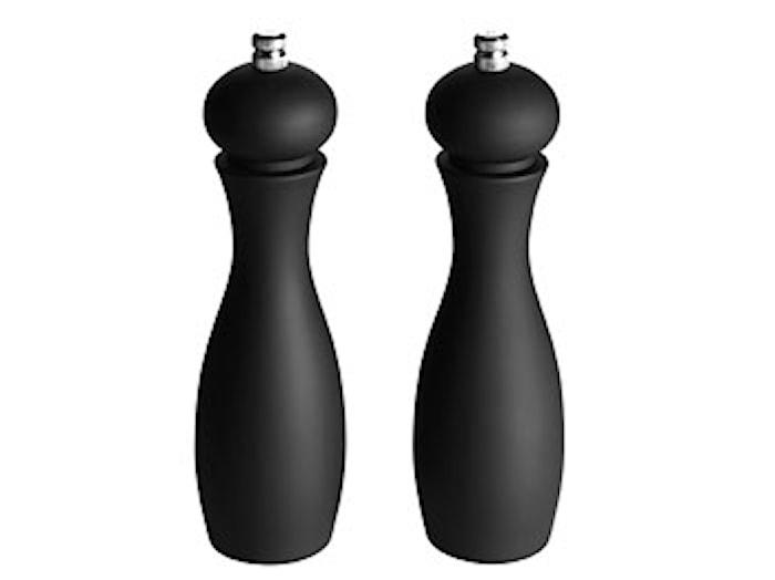 Salt- & Pepparkvarnar 18,5 cm Svart