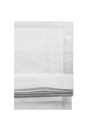 Ebba Hissgardin Optical White 110x180 cm