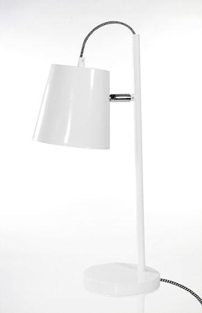 Bordslampa Read Vit