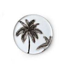 Bold & Basic Ceramics Porselen Asjett Palms