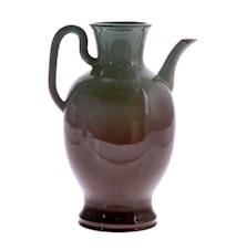 Karaffel Keramik Grøn L