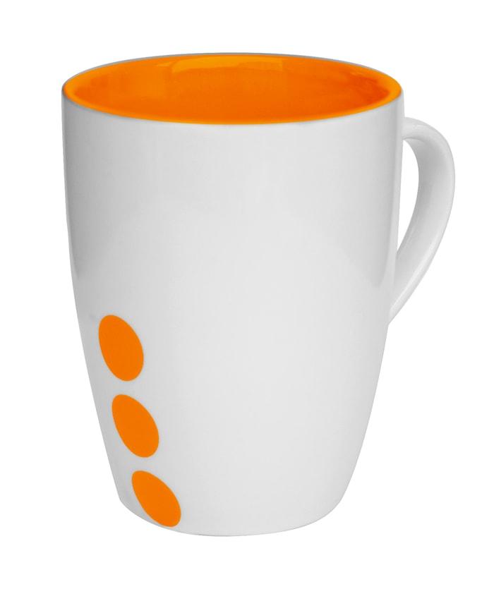 Krus prik, orange
