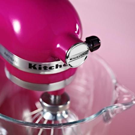 Artisan glas-skål til køkkenmaskine klar 4,8 liter