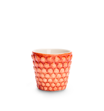Bubbles Espressokop Orange