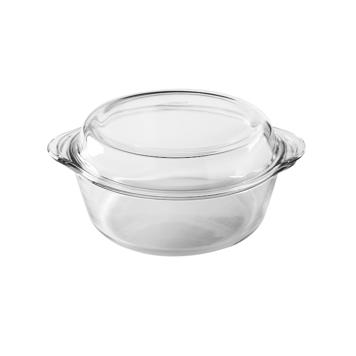 Uunivuoka kannella 2L GLAS CLASSIC