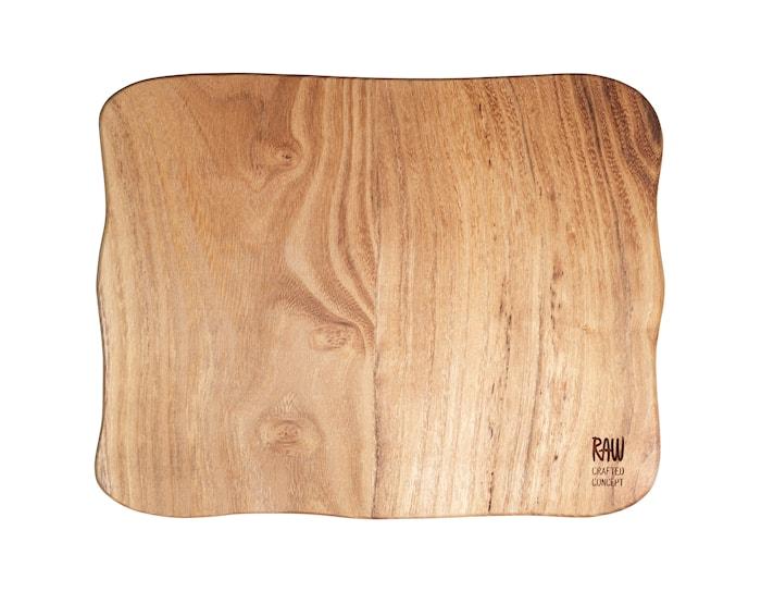 Raw tabla de cortar 40x30 cm
