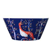 Taika skål 60 cl blå