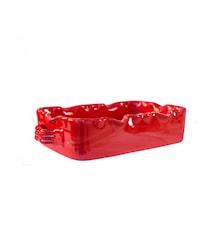 Molde para gratinar tomate 27x27 cm