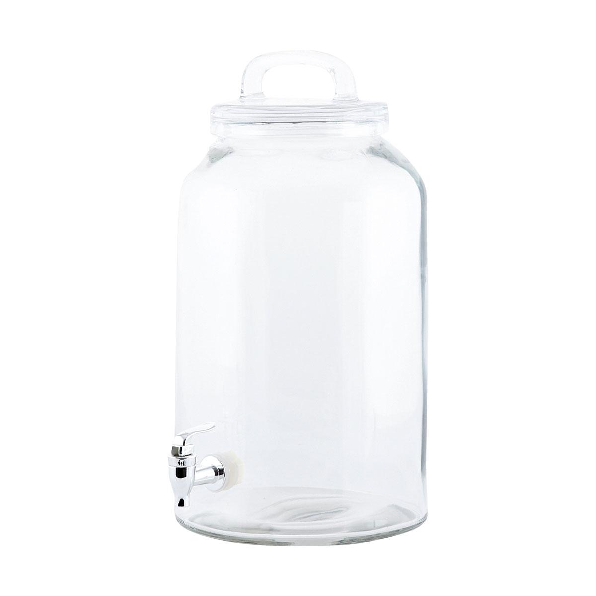 Juicebehållare Icecold 85L Klar