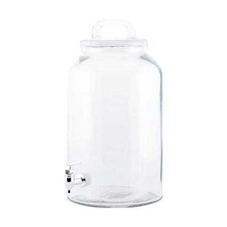 Juicebehållare Icecold 8,5L Klar
