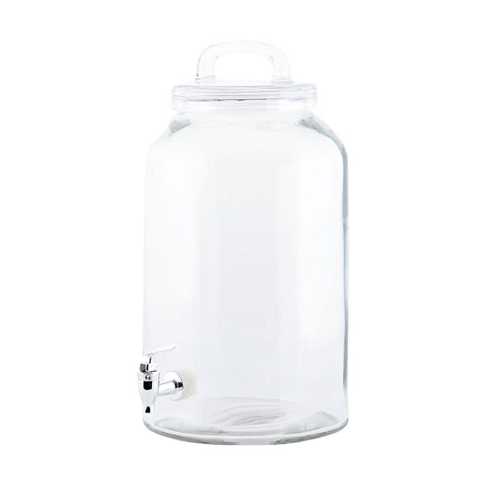 Juicebeholder Icecold 8,5L, Gennemsigtig