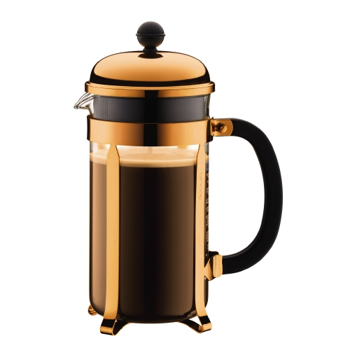 Chambord Kaffebryggare 8 koppar 1 L Koppar
