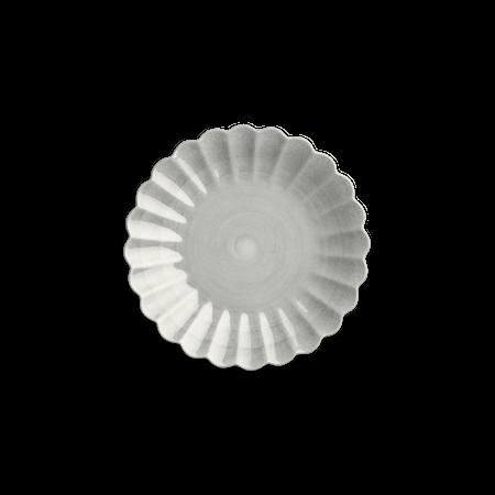 Oyster Tallrik Grå 20 cm