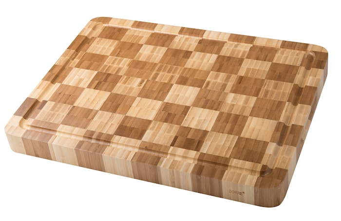 Skärbräda bambu 40x30 cm