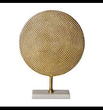 Hammered Decoration Gold