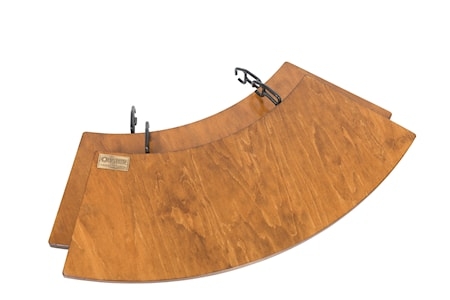 Avlastningsbord till Braspanna 60cm set med 2 bord