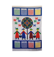 Skördefest Kjøkkenhåndkle 47 x 70 cm