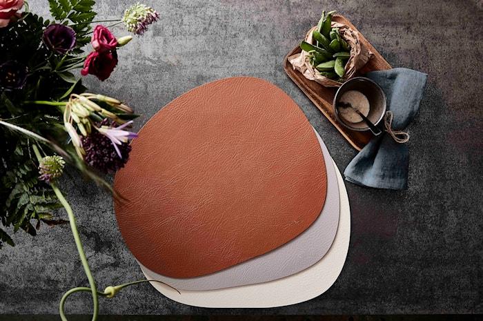 Raw Buffalo Bordbrikke Dusty Rose 41 x 33,5 cm