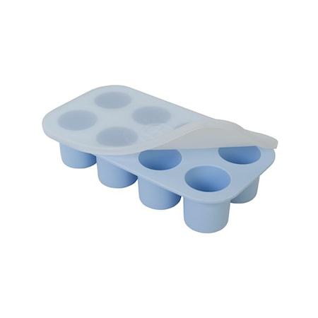 Portionsform med lock, Blå, Barnmatsburken