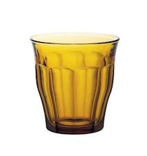 PICARDIE Dricksglas Bärnsten