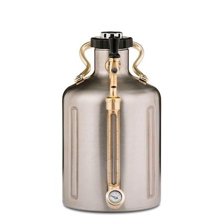 Öltapp uKeg Pro - Rostfritt stål 3,8L