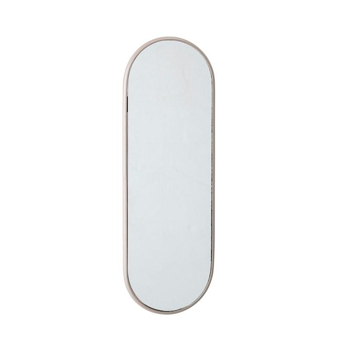 Spegel Grå Glas 15x45 cm