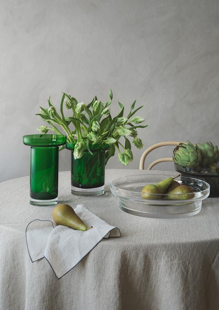 Limelight Tulipan Vas Äppelgrön
