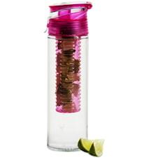 Fresh flaske med fruktrom låsbar, rosa