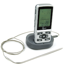 Thermomètre portable sans fil