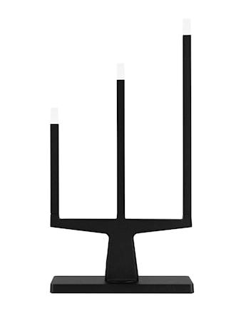 Adventure 3-Candle Svart