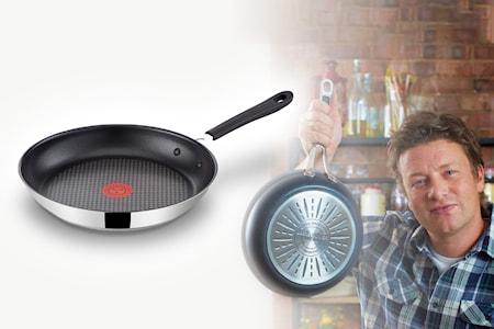Jamie Oliver Premium Stegepande Ø 28 cm