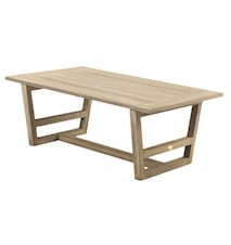 Costes bord Pickled teak