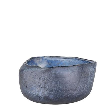 Värmeljuslykta Mura 5 cm Blå
