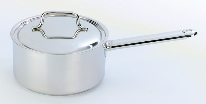 Apollo Kastrull med lock 18 cm, 2,2 L
