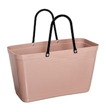 Väska Stor Green Plastic Nougat