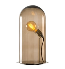 Bordslampa Speak Up! + Kupol Silver Medium