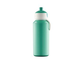 Drickflaska Pop-up Turkos 400 ml