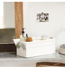 Työvälinelaatikko Tool 42 cm - Valkoinen