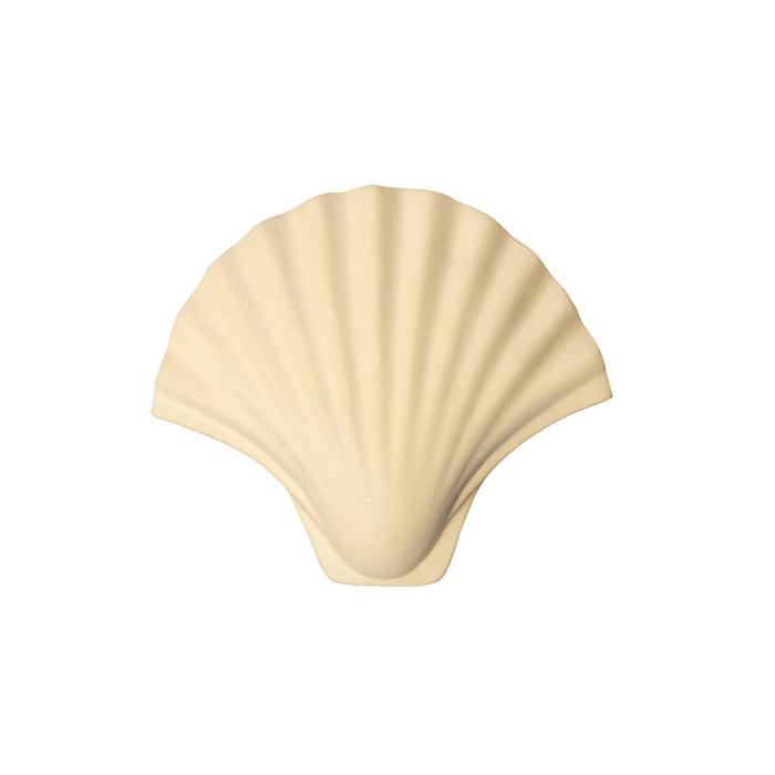Krok Shell Hvit