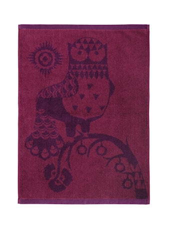 Taika Håndklæde Lilla 50x70 cm