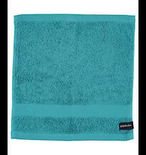 Tvättlapp Gripsholm 30x30 cm - Turkos