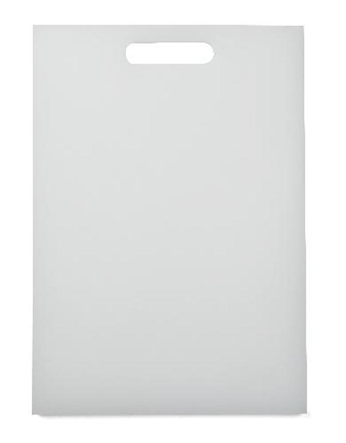 Skærebræt 35x26cm, hvid