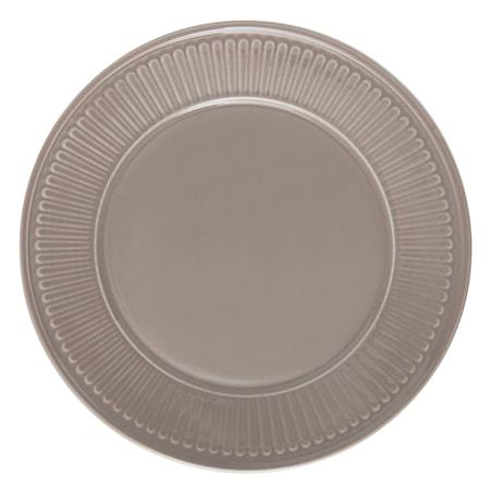Fålhagen Tallerkener, 4-pak, 27 cm, Mørkegrå