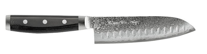Gou Santoku Olivslipad 16,5 cm