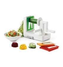 Tabletop Vegetable Turning Spiralizer