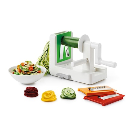 Tabletop Grønsaksspiral Spiralizer
